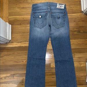 True religion jeans boot cut 34 x 34 world tour